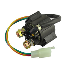 ATV Motorcycle Electrical Starter Solenoid Relay Switches For ARCTIC CAT 150 UTILITY 2x4 AUTOMATIC / 250 DVX / 250 UTILITY / 300