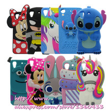 For Case HTC Desire 530 Cover 3D Cute Cartoon Stitch Phone Case Silicone Cover Case For HTC Desire 530 Case For HTC 530 630