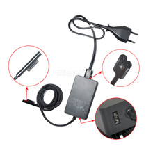65W 15V 4A AC Charger Adapter 1706 Replacement for Microsoft Surface Pro 3 Pro 4 Power Supply Cable Table PC(China)