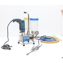 PU and Epoxy resin mixing injection grouting pump for wall(China)