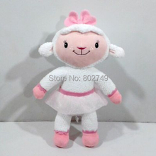 Doc McStuffins Lambie Jumbo Plush Plush Toys 30cm Cute Lambie Sheep Plush