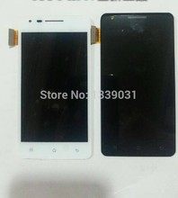 Original and new Full LCD Screen with Touch Screen Digitizer For OPPO Finder X907 white color ,free shipping