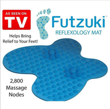 Futzuki Reflexology Foot Relief Massage Mat As Seen On Tv Pain Relieving 2800 Points