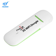 Tolkien Mini Wifi Router usb wifi SIM card modem router wifi hotspot computer Dongle with TF Slot for Car DVD Charger Power bank(China)