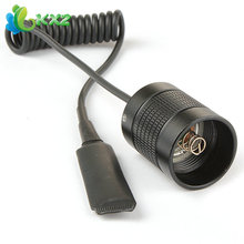 LED Flashlight Remote Pressure Switch For C1 Surefire G2 G3 6P 9P LED Torch Lamp Flash Light