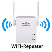 PIXLINK Wifi Repeater 300Mbps Wireless Network Repeater 2dBi Antenna Wifi Signal Booster Amplifier 802.11b/g/n USB Port 5V/2A(China)