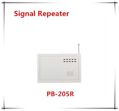 Hot Selling 433Mhz Wireless Signal Transmitter Repeater for Focus Alarm Security System<br>
