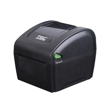 High-capacity thermal barcode printer with double motor printing 5 IPS built-in Windows fonts USB sticker label printer machine