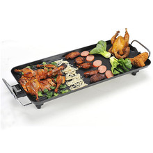High Quality Smokeless Nonstick Electric BBQ Barbecue Grill Indoor Barbecue Roast Meat Equipment For Family Party
