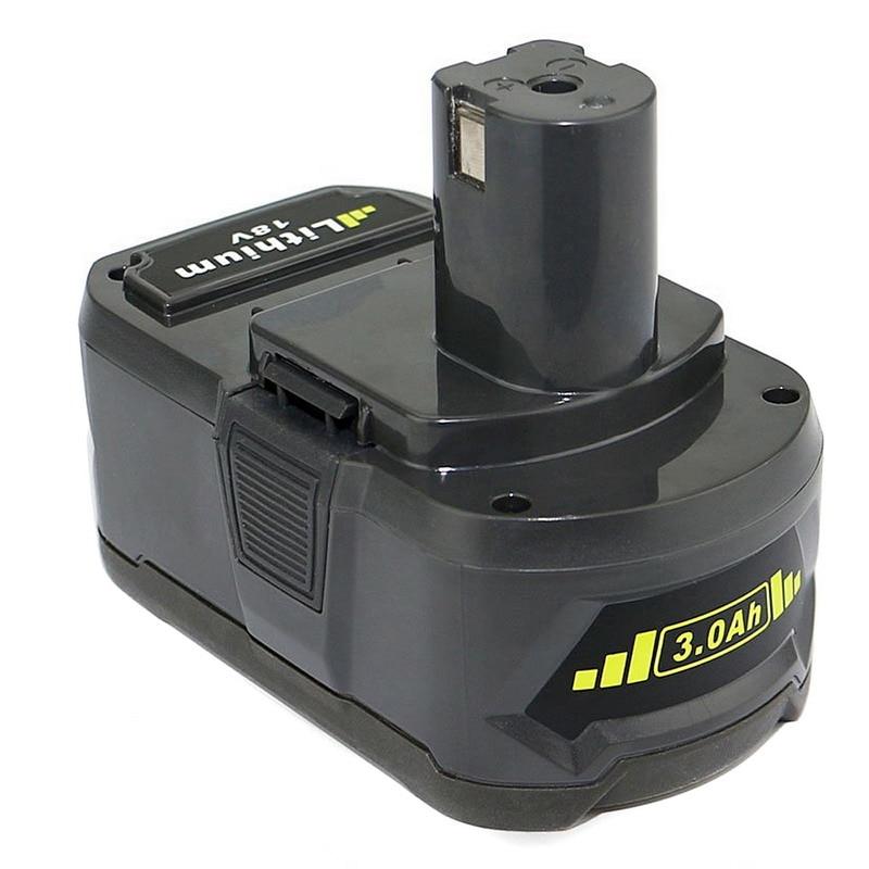 3000mah Battery Power Tool RYOBI P104 RYOBI BPL-1815 BPL18151 BPL1820 BPL-1820G P103 P104 P102 P105 P106 P107 T2<br>