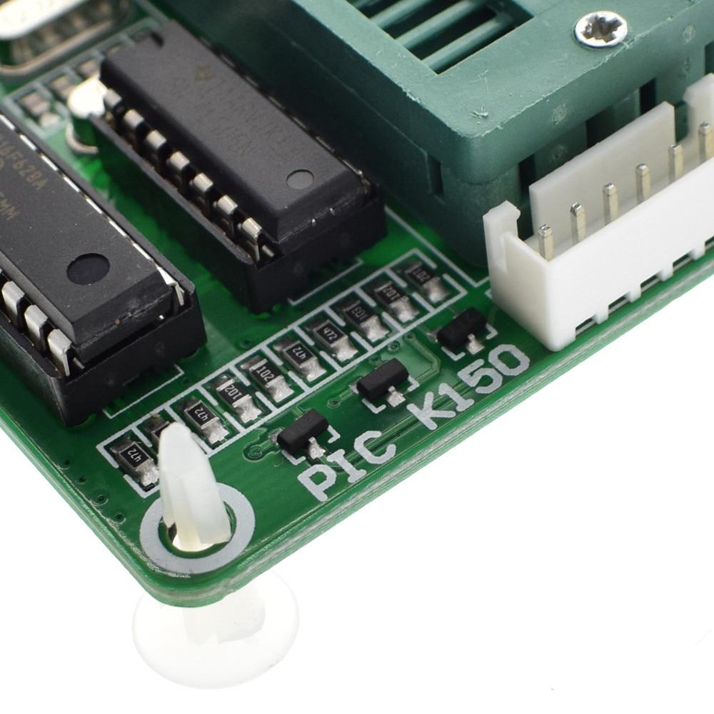 Programmeur K150 Programmation Automatique Microcontrleur Pic Usb Tiny 8pin Pic12c671 To Build A Simple Serial Servo Controller Chips Note En Raison De La Diffrence Entre Diffrents Moniteurs Limage Peut Ne Pas Reflter Couleur Relle Larticle Merci
