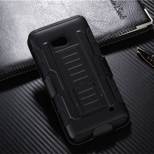 N640 Touch Shock Proof Impact Rugged Hybrid Case For Microsoft Nokia Lumia 640 Kickstand Belt Clip Armor Phone Back Cover