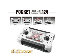 FQ777-124 FQ777 124 Micro Pocket Drone 4CH 6Axis Gyro Switchable Controller Mini quadcopter RTF RC helicopter Kids Toys F15170