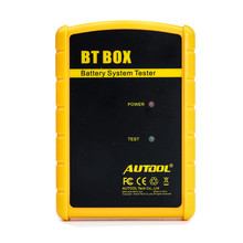 AUTOOL BT-BOX Automotive Battery Analyzer Support Android/iOS BT Box Battery System Tester