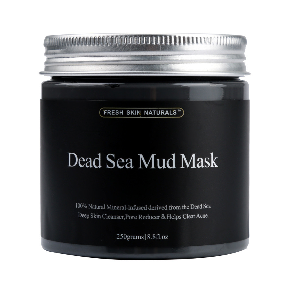Best Deal New Fashion 250g Women Fask Mud Pure Body Naturals Beauty Dead Sea Mud Mask for Facial Treatment 1pc 1
