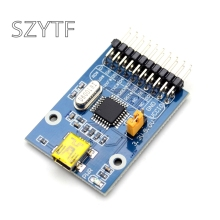 FT245 USB Module FT245R FT245RL USB Communication Development Board Kit USB TO Parallel FIFO NEW(China)