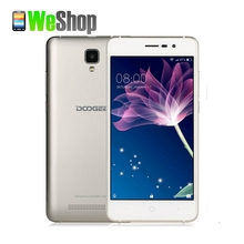 "Doogee X10 Smartphone 3G WCDMA 5.0"" Android 6.0 MTK6570 Dual Core Cell phones RAM 512M ROM 8GB 5MP 3360mAh Mobile phone(China)"