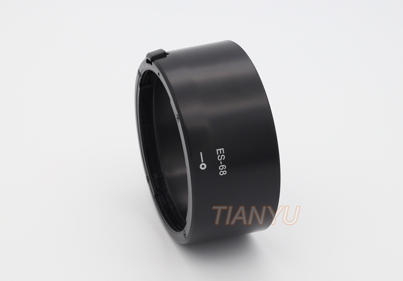 ES 68 ES-68 Lens Hood Bayonet Camera hood Caliber 49mm for Canon EF 50mm f1.8 STM lens protector Free Shipping+Tracking Numer 6
