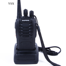 BaoFeng BF-888S Walkie Talkie 5W High Power Portable radio comunicador outdoor mini baofeng bf-888s Radio Handheld HF Transceive