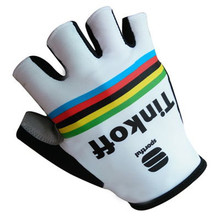 Loyoo Cycling Gloves Bicycle Sport Gloves Tinkoff Guantes Ciclismo GEL pad Shockproof Half Finger Mitts Verade Luvas De Gants