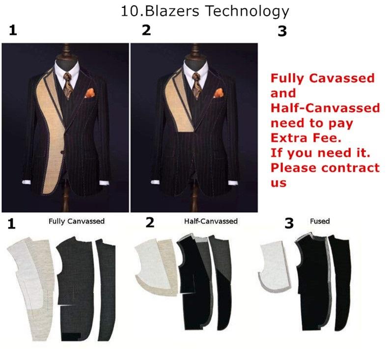 HTB15MvtazqhSKJjSspnq6A79XXac - Custom Made Men's Wedding Suits Groom Tuxedos Jacket+Pant+Tie Formal Suits Business Causal Slim Navy Plaid Custom Suit Plus Size