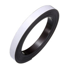 New 3 Meter 12.7 x 1.5mm Self Adhesive Rubber Magnetic Tape Magnet Strip Strong suction Can Cut a Variety of Shapes DIY