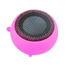 Enjoy Music Mini Portable Hamburger Speaker Amplifier For iPod iPad Laptop For iPhone Tablet PC Portable Speaker For MP3