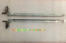 "New Free Shipping For HP COMPAQ NX7300 NX7400 15.4"" Left Right Screen Hinges Bracket Set L+R"