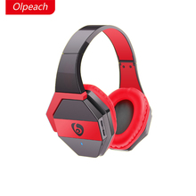 Olpeach Olpeach Mx-888 The Starry Sky Bluetooth Headphones Wireless Headset Stereo With Microphone Super Bass Hifi Sound(China)