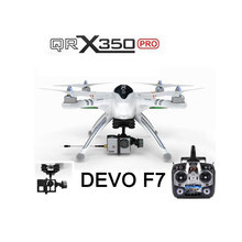 hot sale Walkera QR X350 Pro with DEVO F7 5.8GHz FPV GPS RC Quadcopter with camera RTF Suit for Gopro 3 / iLook FPV1 Pro Version