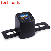 Techhunter EC717 5MP 35mm Negative Film Slide Viewer Scanner USB Digital Color Photo Copier With 24 Hours Fast Shipping(China)