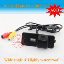 Free shipping HD Car Rearview Camera for Jetta/VW Magotan PASSAT CC /Golf 5 POLO(2 cage) PHAETON BEETLE SEAT VARIANT(China)