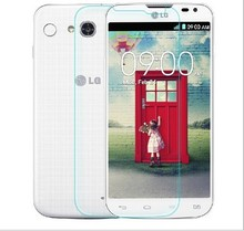 0.3mm Tempered Glass for LG L90 D410 dual SIM 2.5d Arc Explosion-proof, fingerprint High Transparent with Clean Tools
