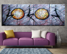 Wall art OiL painting on canvas handmade Modern style Original works Wholesale and retail