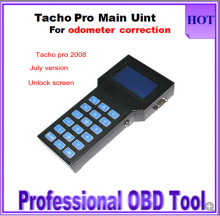 2017 Professional Top rated Tacho Pro only main unit odometer Tacho Universal 2008 programmer Tacho Pro with Good Quality