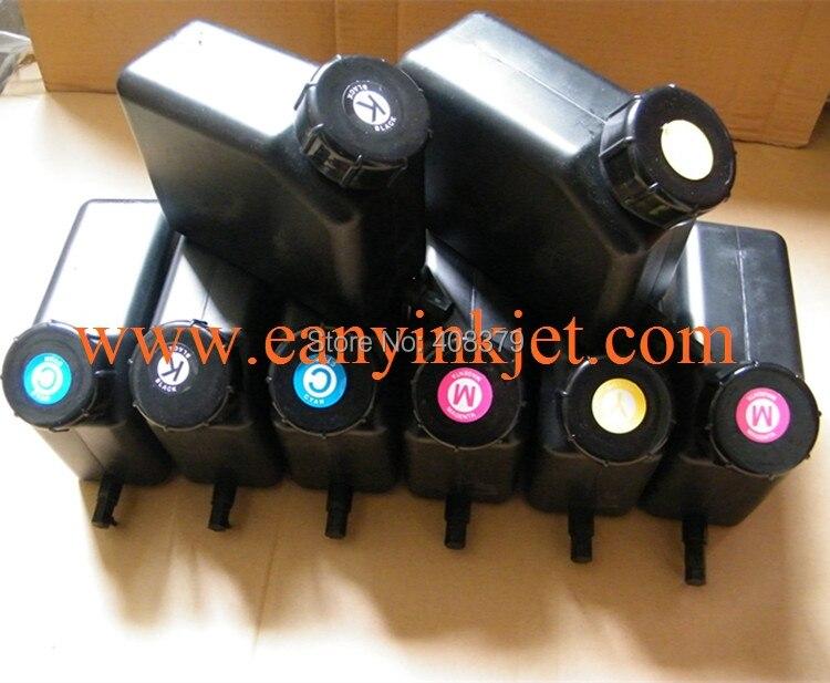 8pcs/lot 1.8L Mimaki bulk ink system bottle UV Mimaki ink bottle for UV bulk ink system for Roland Mimaki Mutoh printer<br><br>Aliexpress