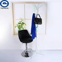 8 Hook Rotating Hanger Coat Garment Furniture Bedroom Clothes Hat Display Clothing Rack Floor Hook Hanger