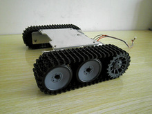 Tank car chassis/ tracked car / robot parts tank car chassis for maker DIY