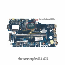 NB.MFM11.009 NBMFM11009 V5WE2 LA-9532P REV 1A for acer aspire E1-572 travelmate P255 laptop motherboard celeron 2955U CPU DDR3L