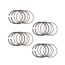 STD Bore 65mm 4 Pcs/Set Piston Rings for HONDA CBR600F3 CBR600 F3 1995-1998(China)