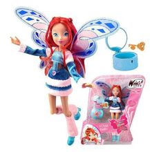 J007 Christmas gift Winx Club Doll Believix Fairy&Lovix Fairy Dolls & Stuffed Toys Bloom fashion Doll Classic Toy Free Shipping(China)