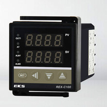 Buy REX-C100 Dual Digital PID Temperature Control Controller Thermostat Thermometer multi-range Input Relay Output for $9.20 in AliExpress store