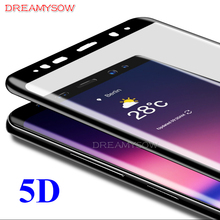 Buy 5D Full Cover 9H Tempered Glass Film Samsung Galaxy A3 A7 A5 2017 J730 J530 J330 J7 J5 J3 Prime J7 Max Screen Protector for $2.95 in AliExpress store