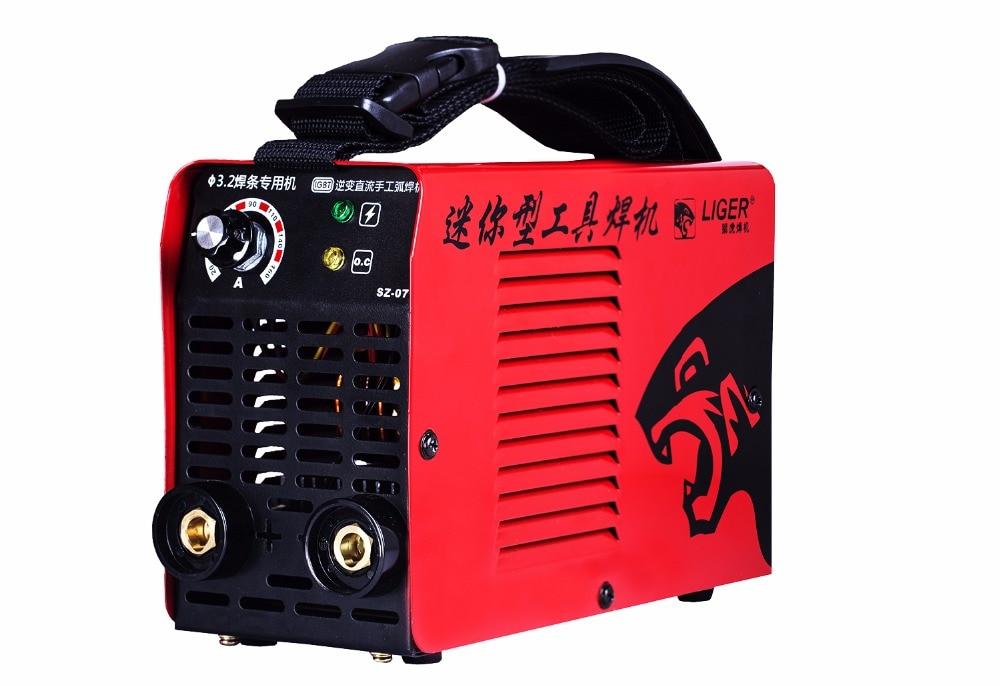 160AMP 220V welding welder dedicated 3.2MM mini Inverter DC electrode ARC SMAW ARC-160<br><br>Aliexpress