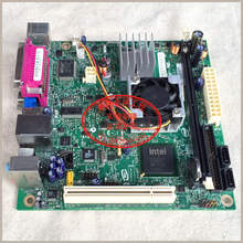 Free shipping Intel D945GCLF2D motherboard IPC POS machines ITX 17 * 17 ATOM 330