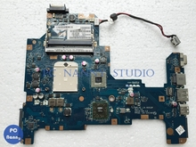NOKOTION for TOSHIBA L675D LAPTOP MOTHERBOARD K000103970 NALAE LA-6053P DDR3 & free CPU HDMI