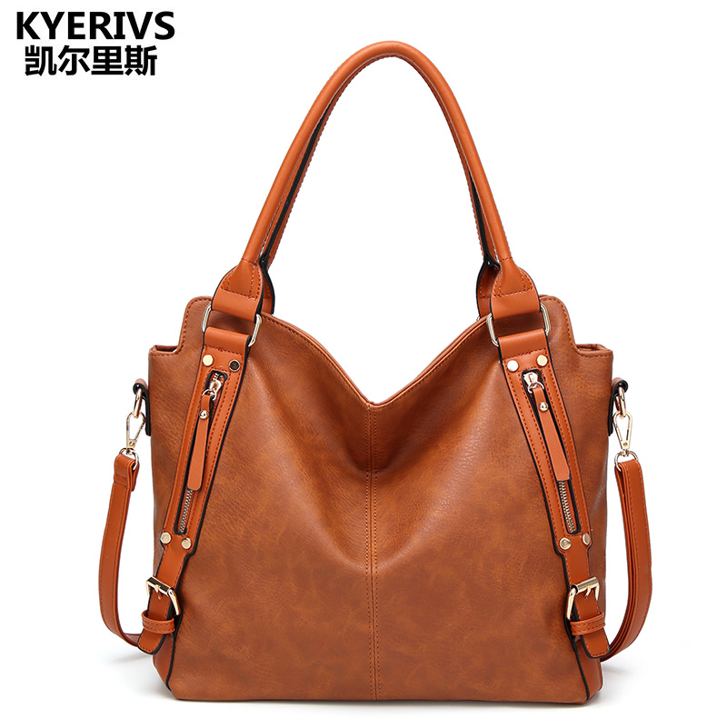 2017 New Fashion Pu Leather Bag Female Handbag Shoulder Tote Bag for Women Crossbody Bag Woman Luxury Brand Women Handbags<br>