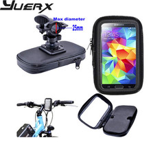 Bicycle Bike Mobile Phone Holder Waterproof Touch Screen Case Bag For Wileyfox Spark X,Acer Liquid Z6 Plus,OPPO R9s ALL Phone(China)
