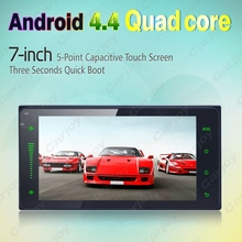 Android 4.4 Car Player (Without DVD)GPS Navigation For Toyota Camry/Yaris/Land Cruiser/Alphard/Previa/Terios/Fortuner