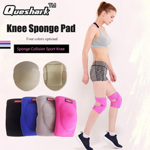 1Pcs Adjustable Football Volleyball Dance Knee Pads Thickened Sponge Extreme Sports Ski Kneepad Cycling Knee Support Protector